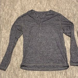 Long sleeve flex material LULU.